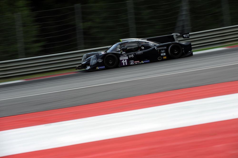 Eurointernational vence na classe LMP3. (Foto: ELMS)