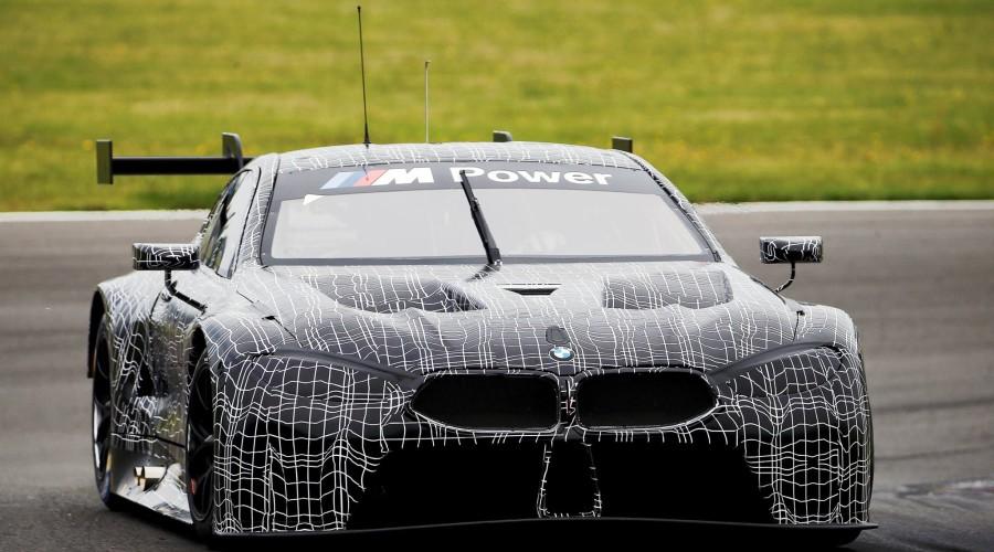 (Foto: D.R. Andreas Beil BMW Motorsport)