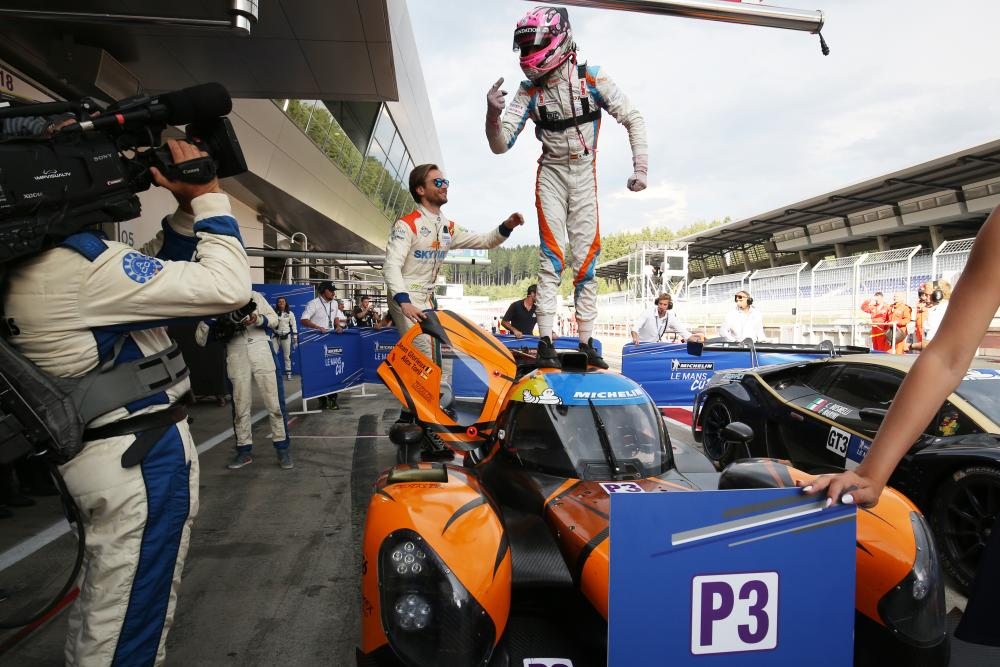 DKR vence na Áustria pela Le Mans Cup. (Foto: Le Mans Cup)