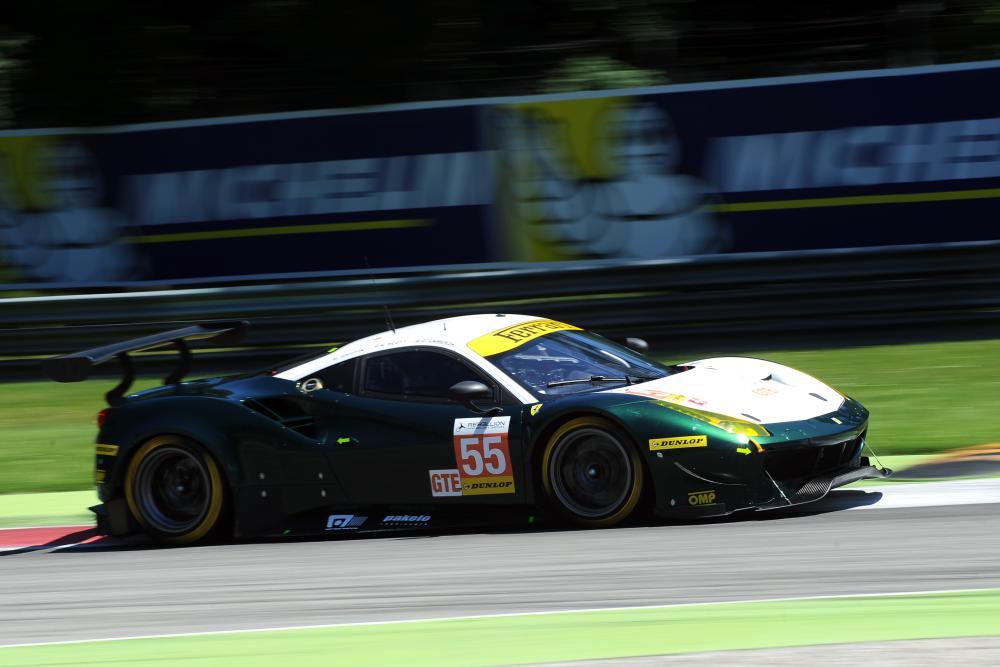 Spirit of Race vence na classe GTE. (Foto: ELMS)