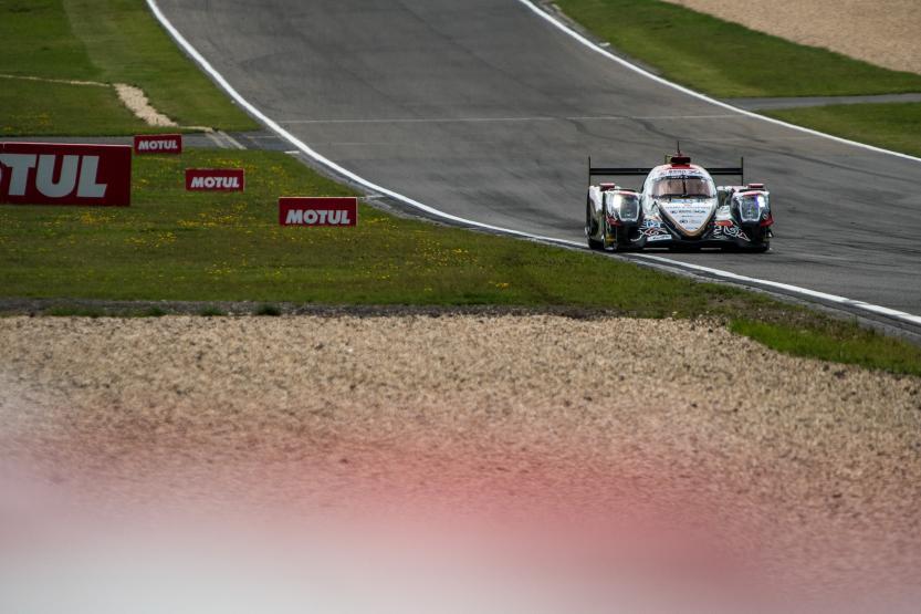 DC Racing vence na classe LMP2. (Foto: AdrenalMedia)
