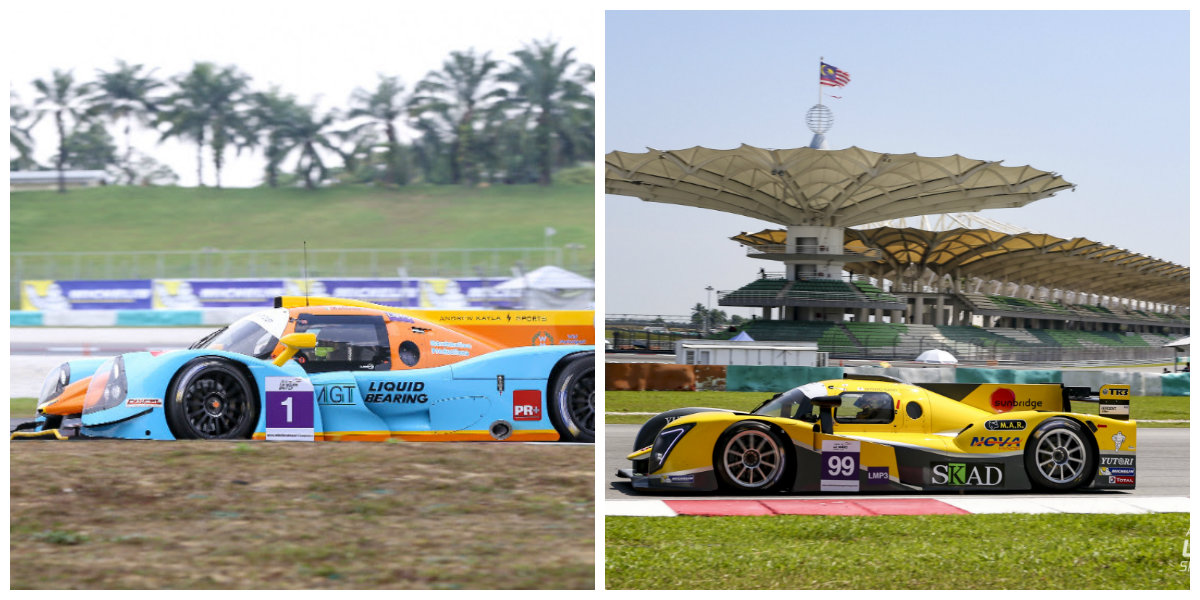 Ginetta da TKS e Ligier da Win Motorsports vencem no Asian LMS Sprint Cup. (Fotos: Divulgação)