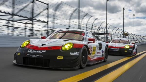 Programa GT no WEC será mantido. (Foto: Porsche AG)