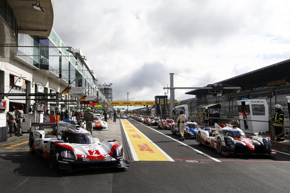 Caso a Porsche saia, permanência da Toyota é incerta. (Foto: Porsche AG)