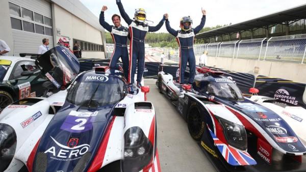 United Autosports teve a vitória na classe LMP3 suspensa por irregularidades. (Foto: ELMS)