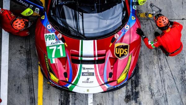 Prova sprint para a classe GTE está nos planos. (Foto: FIAWEC)