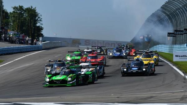 A atual geração de DPi, não teriam condições de vencer no geral em Le Mans. (Foto: IMSA)
