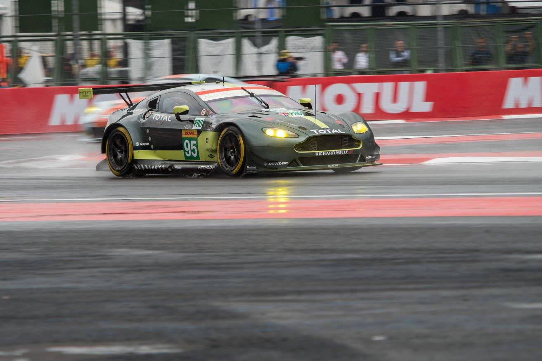 Aston Martin vence na classe GTE-PRO. (Foto: FIAWEC)