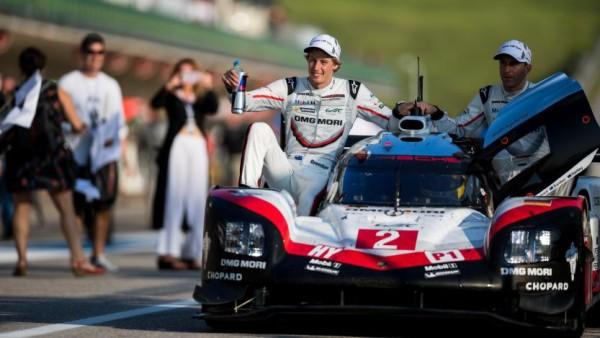 Porsche #2 venceu após troca de posições. (Foto: FIAWEC)