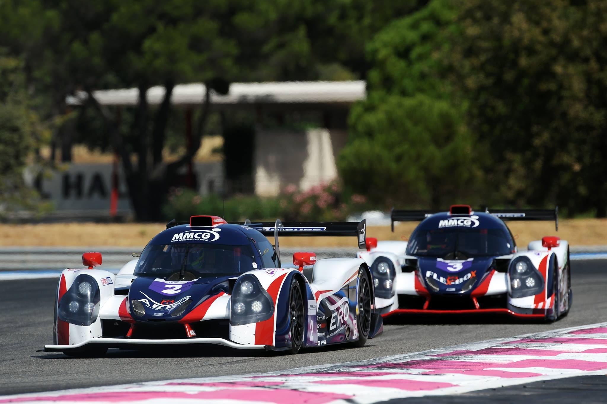 United Autosports vence com o #3 e fatura o título com o #2 na classe LMP3. (Foto: Divulgação equipe)
