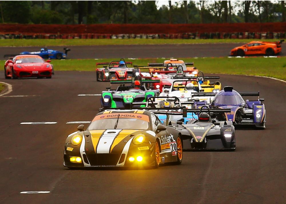 Porsche dominou temporada 2017. (Foto: Divulgação)