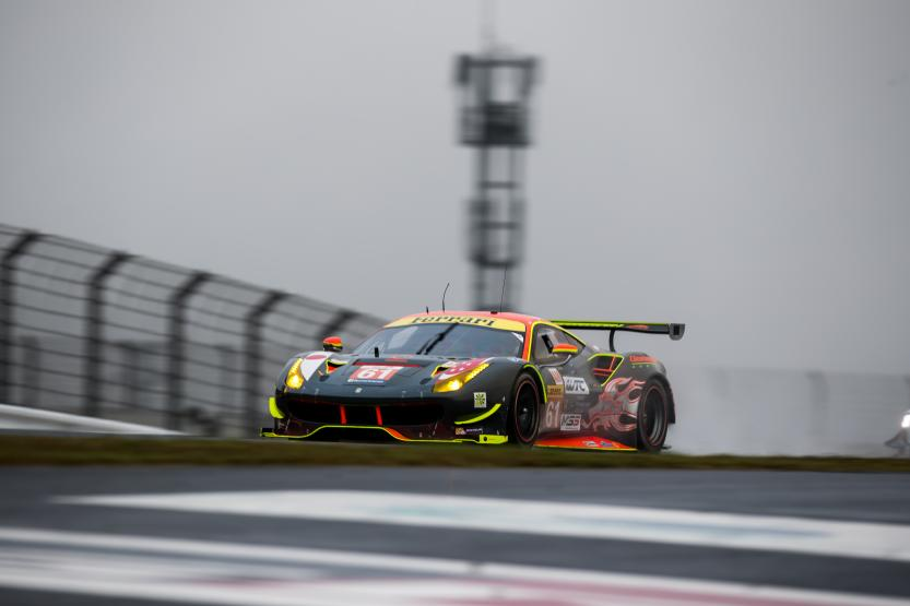 Clearwater vence na GTE-AM. (Foto: FIAWEC)