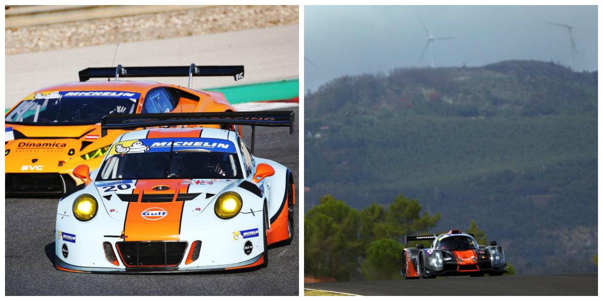 Porsche vence na GTE e Ligier herda primeiro lugar. (Fotos: Le Mans Cup)