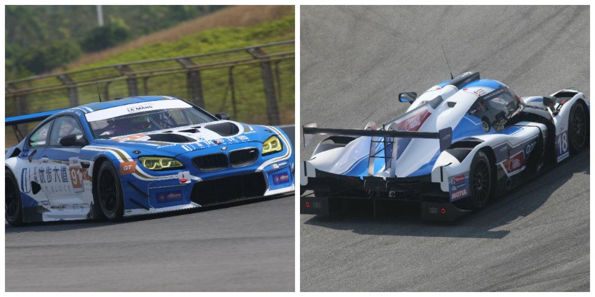 BMW da equipe AAI vence na classe GT e Ligier #18 da KCMG lidera na LMP3. (Fotos:  Divulgação)