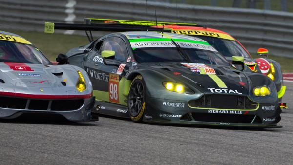 Aston Martin quer levar o novo Vantage GTE para a classe AM. (Foto: WEC)