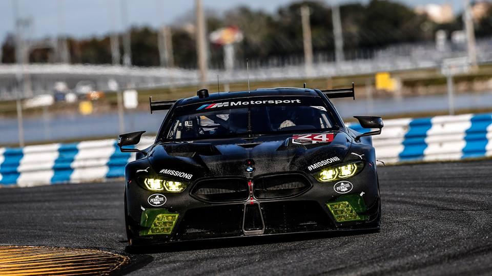 BMW volta e acirra disputa na classe GTE. (Foto: BMW)