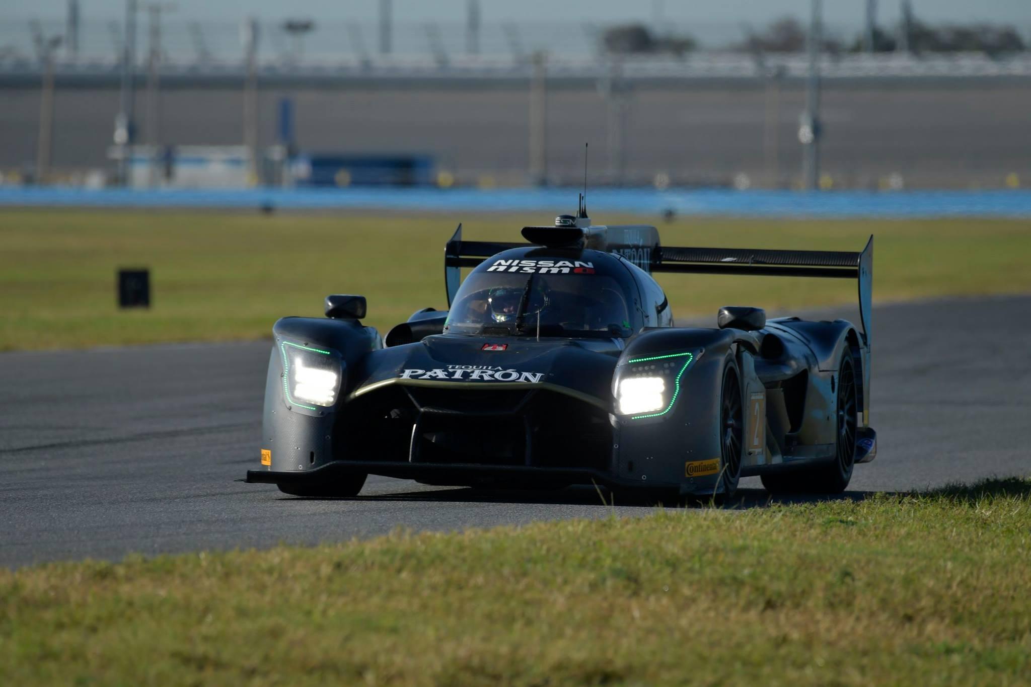 Nissan DPi foi um dos que tiveram alterações, (Foto: IMSA)