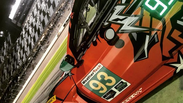 Acura da Michael Shank Racing foi um dos carros punidos. (Foto: Divulgação)