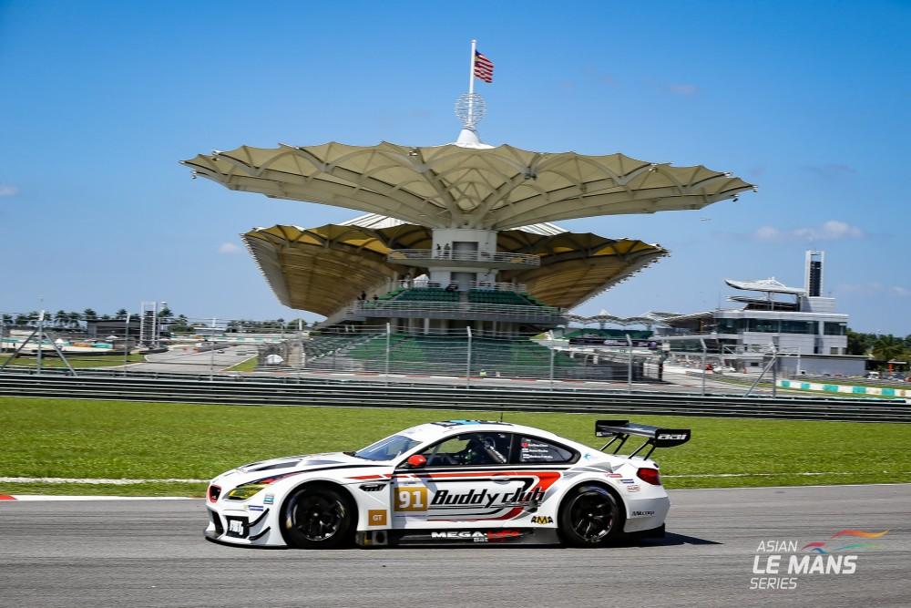 BMW vence na classe GT. (Foto: Divulgação)