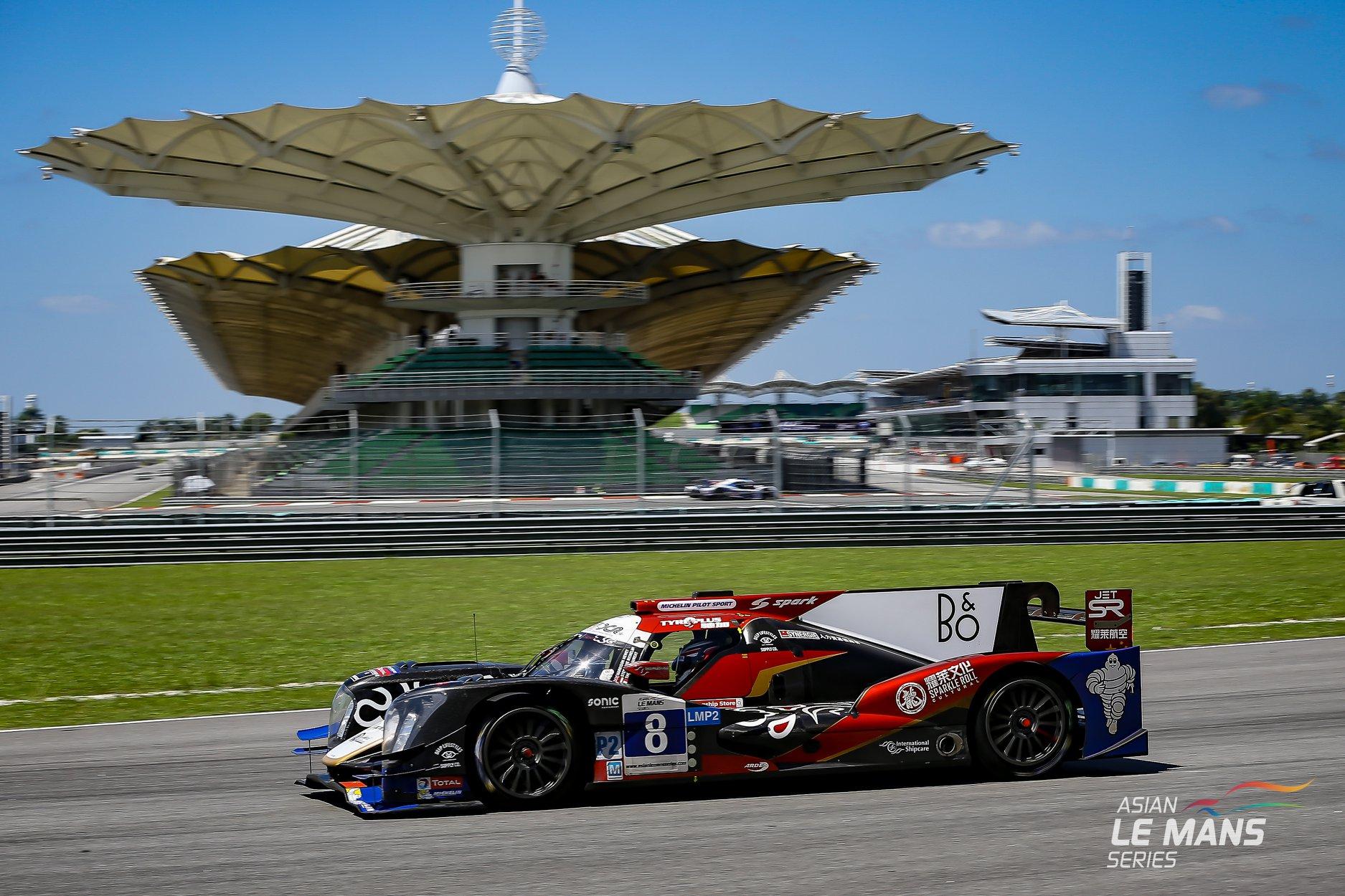 Jackie Chan fatura título e convites para as 24 horas de Le Mans. (Foto: Divulgação)