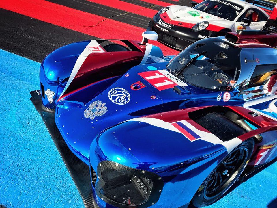 SMP Racing compete sem sistema híbrido. (Foto: Divulgação)