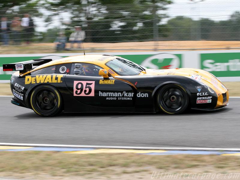 T400R em Le Mans. (Foto: Divulgação)