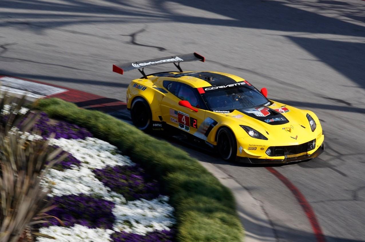 Corvette vence na classe GTLM. (Foto: Divulgação)