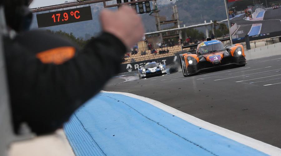 Norma iniciou o ano vencendo. (Foto: Divulgação Le Mans Cup)