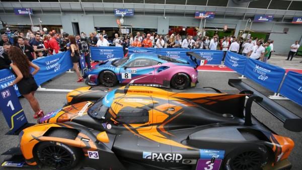 Norma e Ferrari mantêm domínio em Monza. (Foto: ELMS)