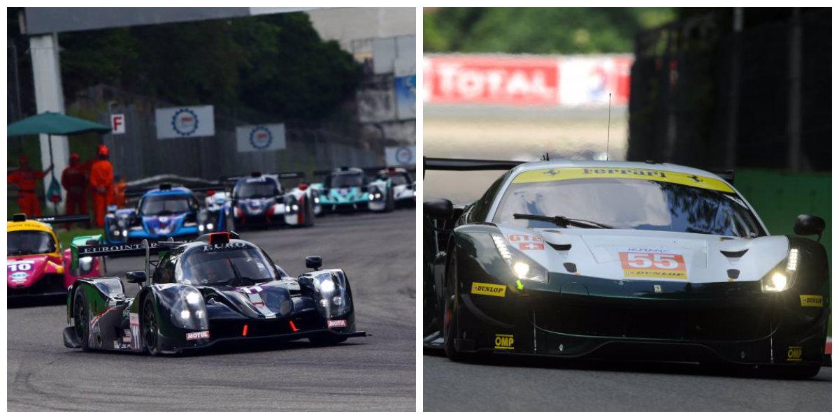 Ligier vence na classe LMP3. Ferrari fatura vitória na GTE. (Fotos: ELMS)