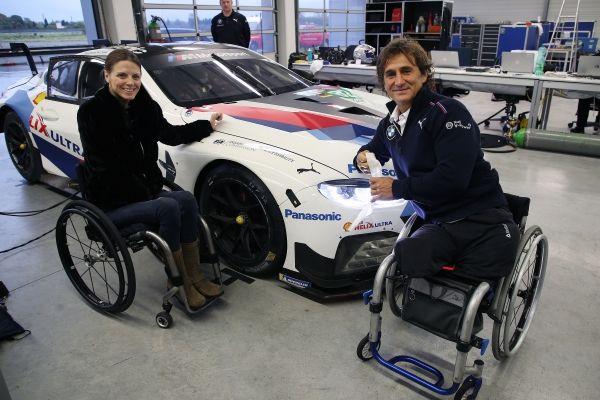 Alessandro Zanardi pode competir na temporada completa da IMSA