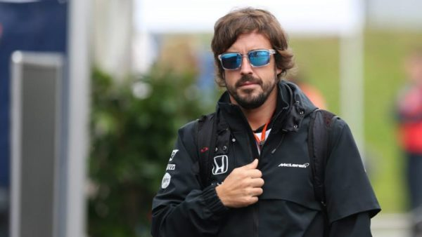 Fernando Alonso disputa as 24 Horas de Daytona de 2019 pela Wayne Taylor Racing