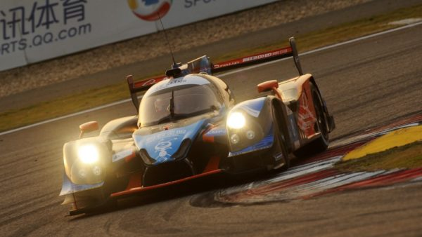 Spirit of Race vence em Xangai pelo Asian Le Mans Series