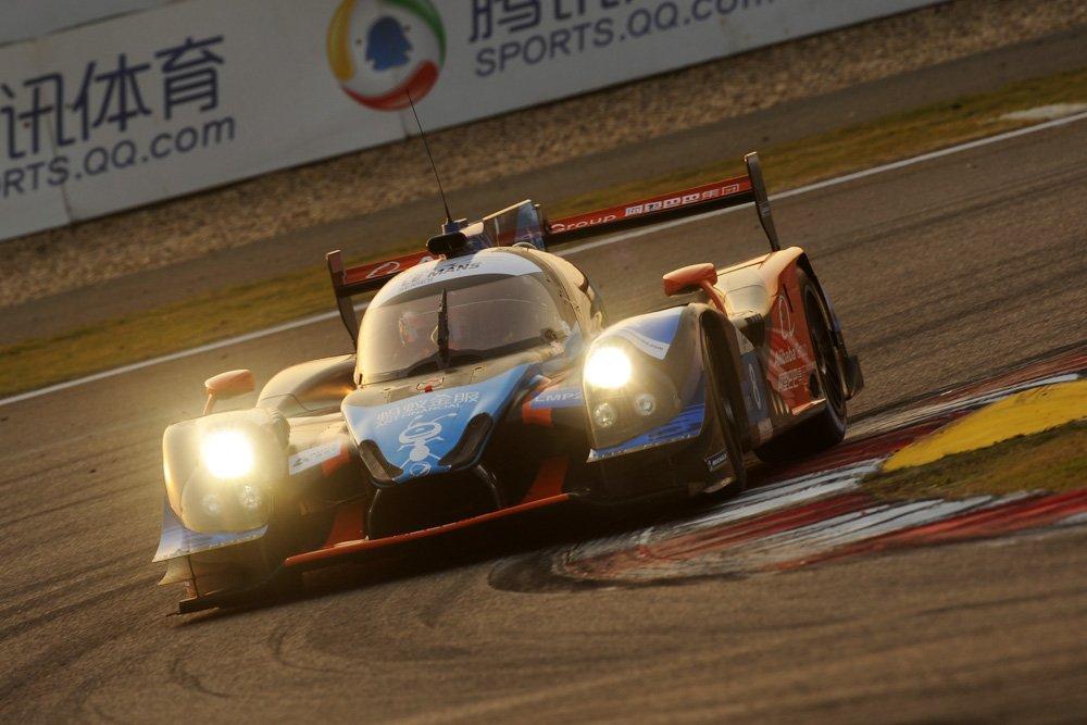Spirit of Race vence em Xangai pelo Asian Le Mans Series