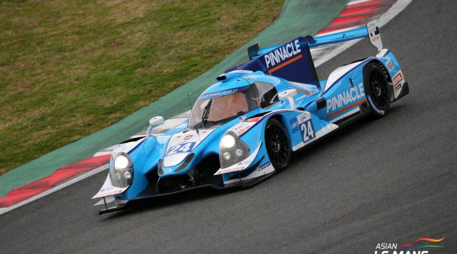 Algarve Pro Racing vence em Fuji