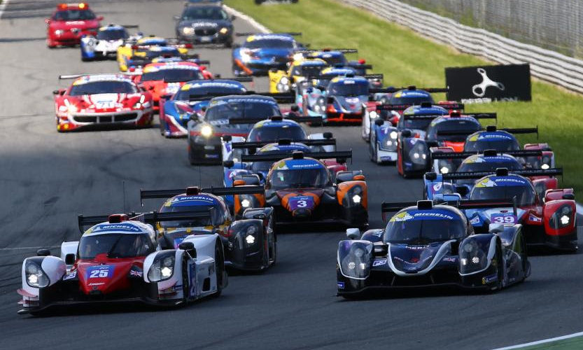 Categoria é disputada por protótipos LMP3 e GT3