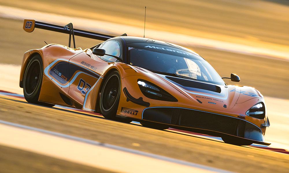 McLaren 720S GT3 na IMSA