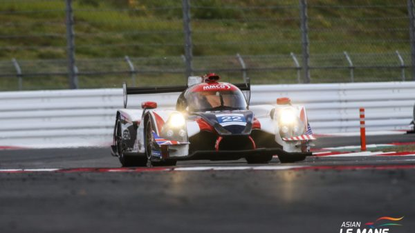 United Autosports marca pole em Fuji pelo Asian LMS