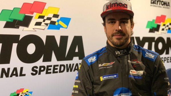 Alonso pode participar de todas a etapas da IMSA
