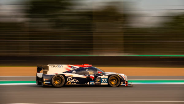 United Autosport Asian LMS