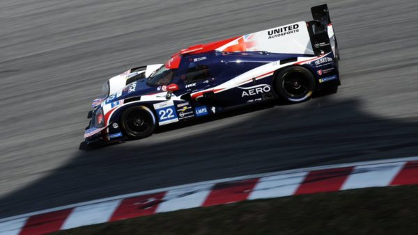 United Autosports Asian LMS