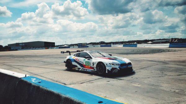 BMW Farfus Sebring