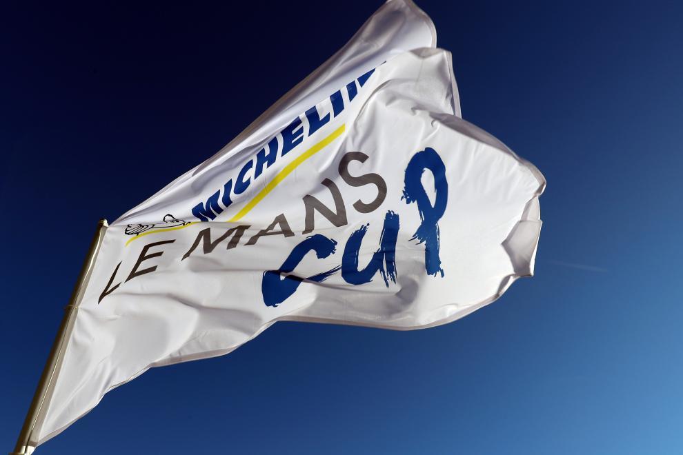 Bandeira Le Mans Cup