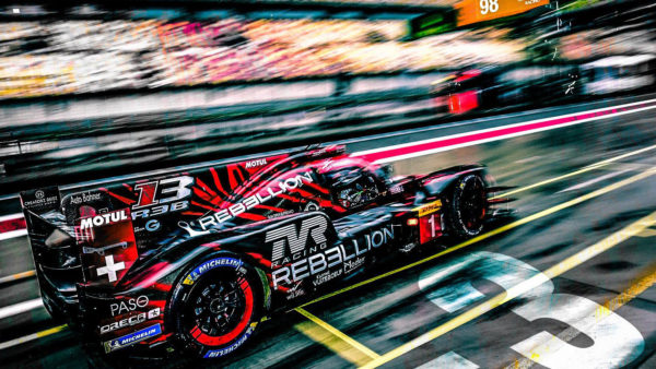Bruno Senna Rebellion Racing
