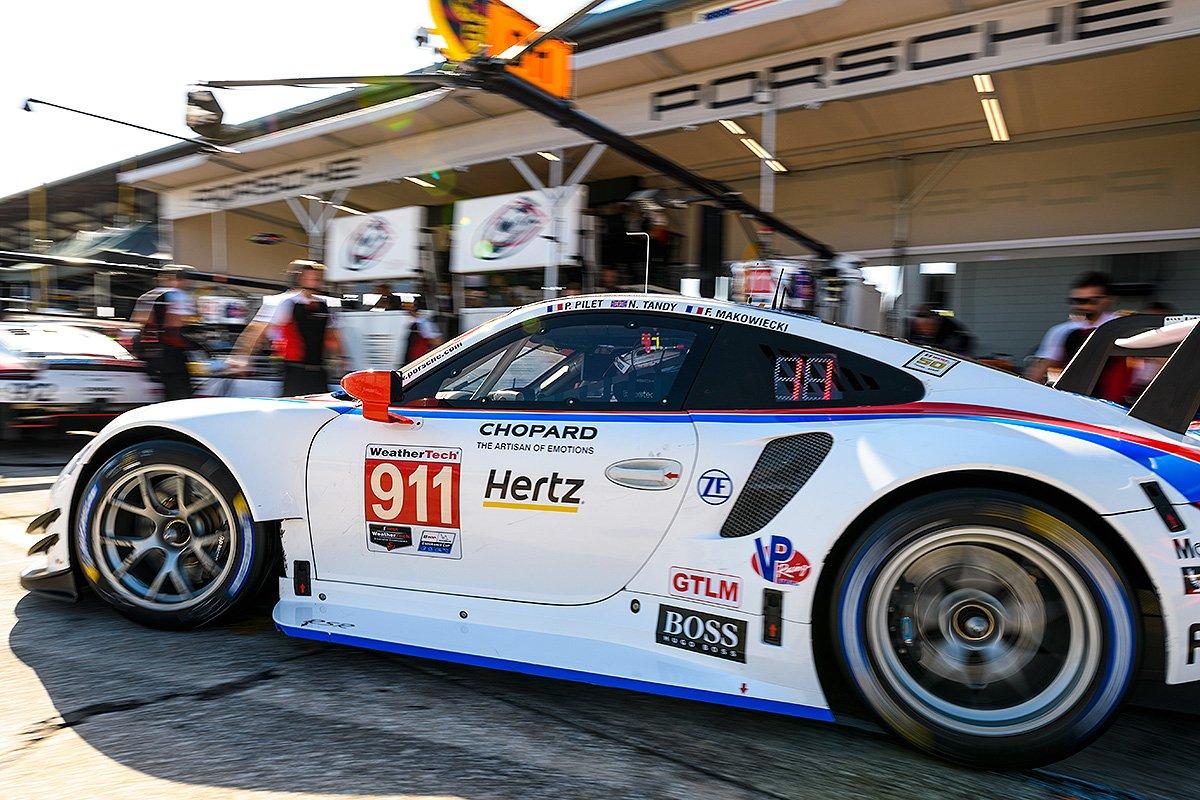 Porsche 911 Sebring