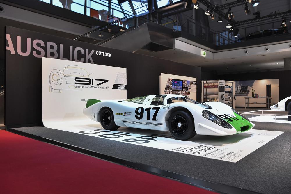 Porsche 917 Museu