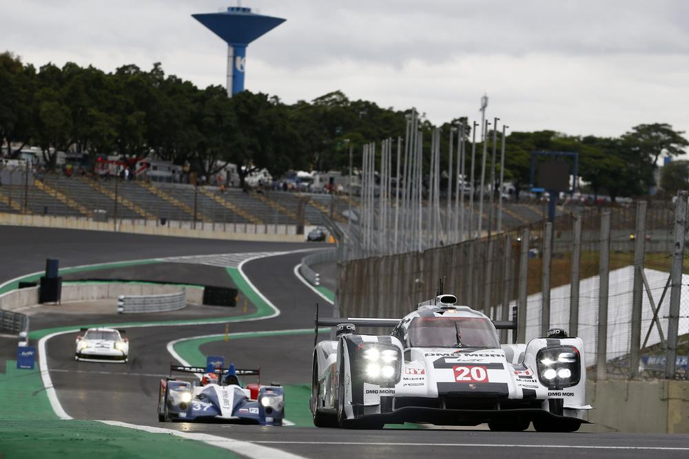 Porsche Interlagos