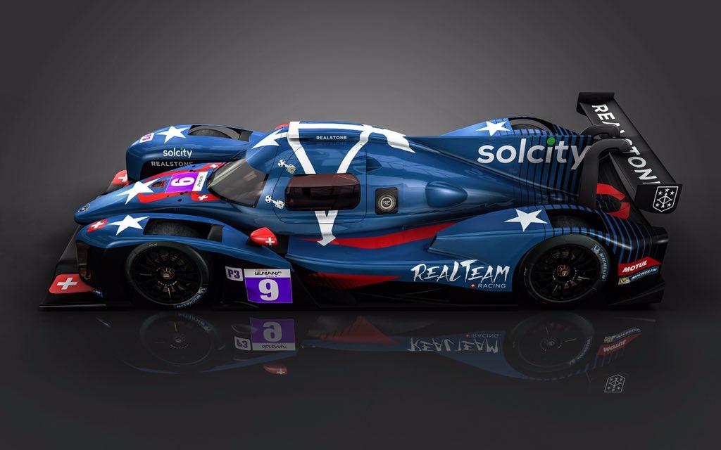 Real Team Racing