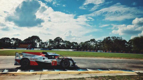 Toyota TS050 Sebring