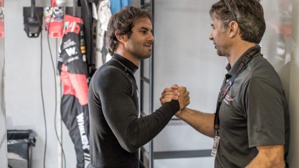 Felipe Nasr e Christian Fittipaldi